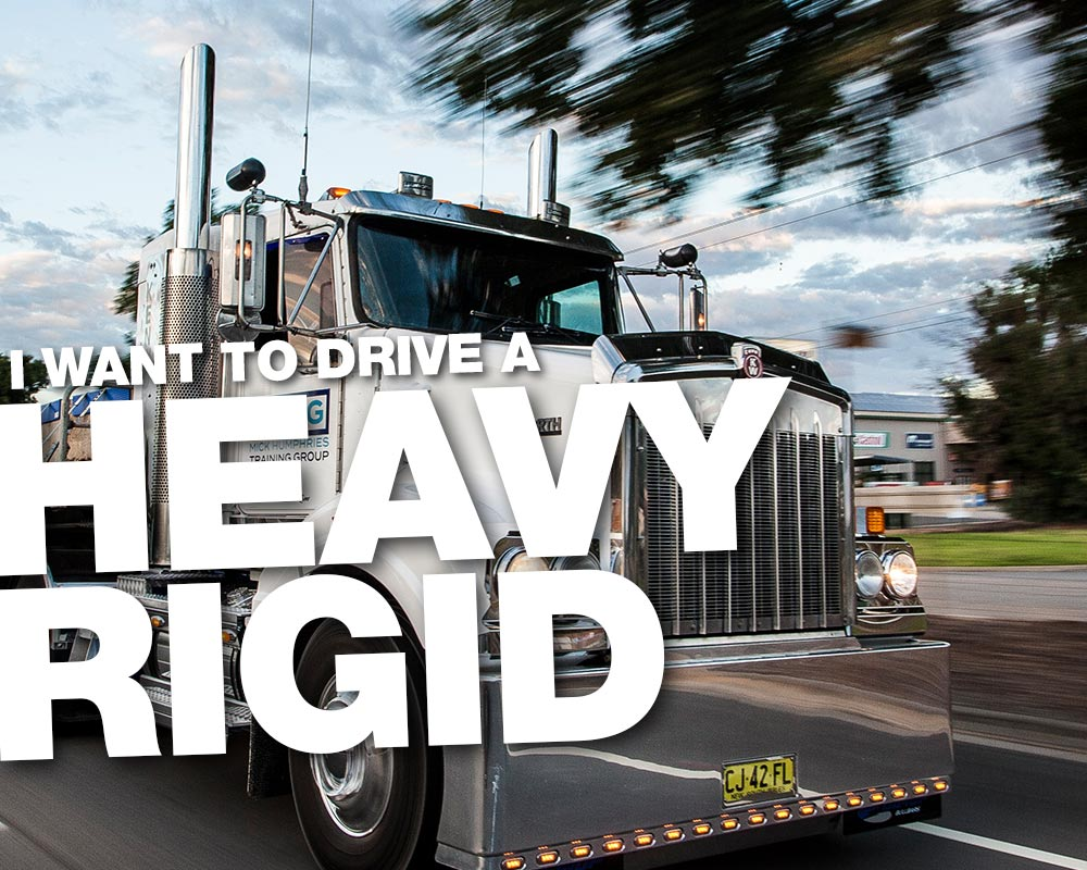 Heavy Rigid (HR)